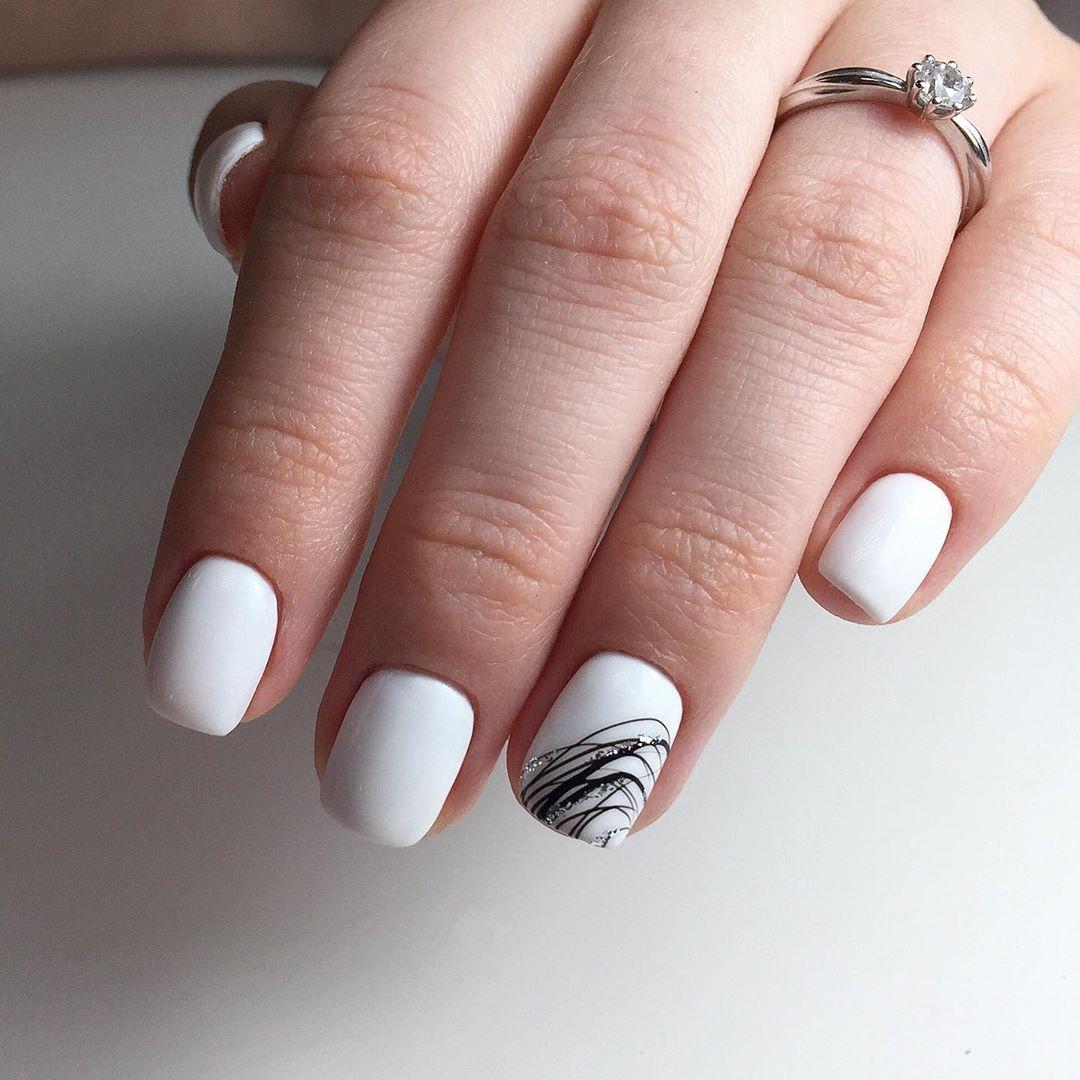 Белые-ногти-2020:-лучшие-тренды-следующего-года