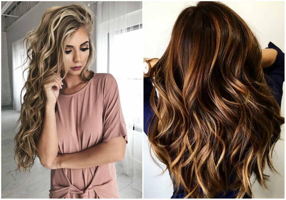 Шикарные, грациозные и восхитительные волнистые волосы 2018