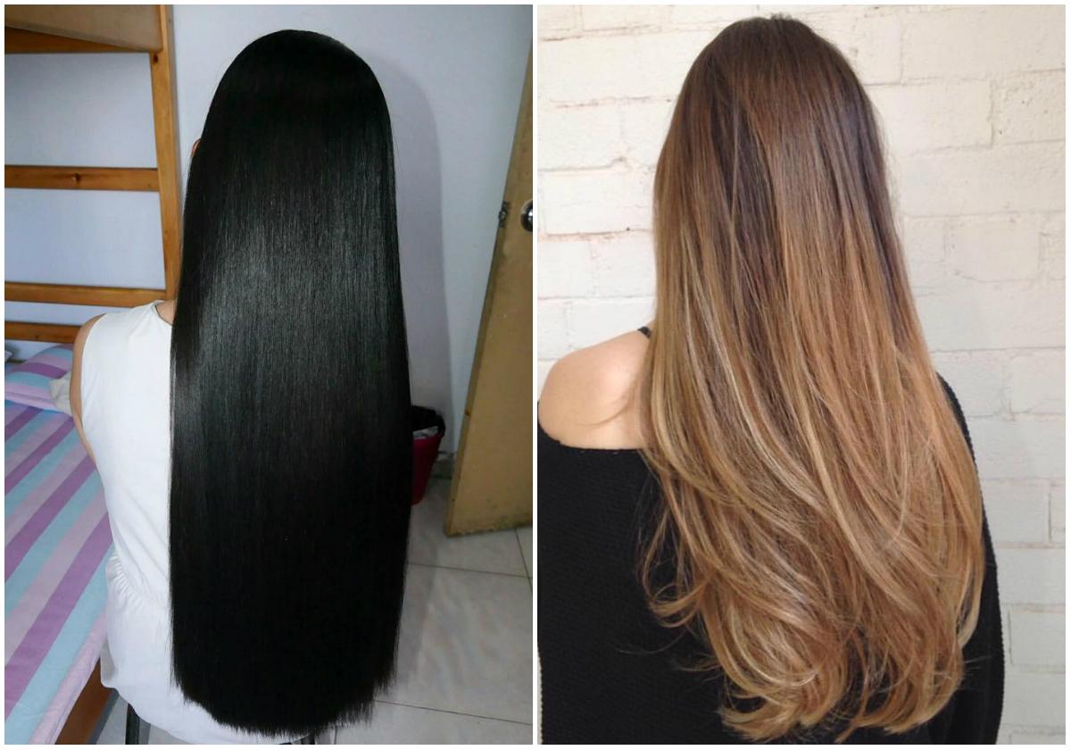 Модные стрижки волос для длинноволосых модниц и красавиц