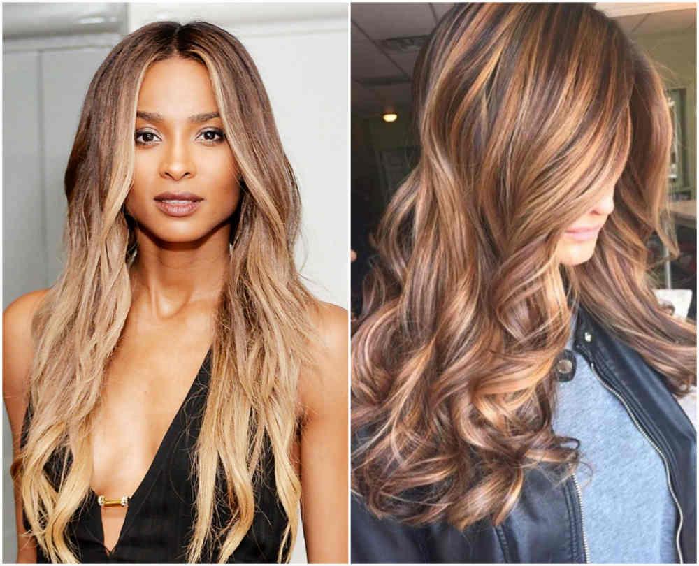 Фешенабельнное и красиовое окрашивание длинных волос 2020