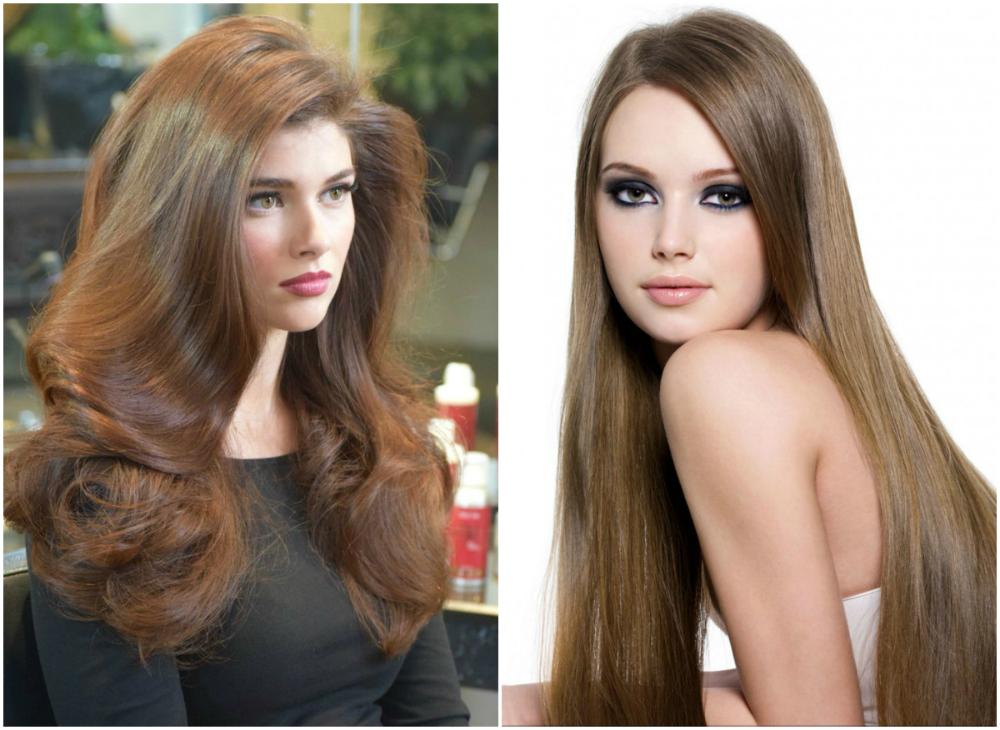 Разные, красивые и модные прически на длинные волосы 2018