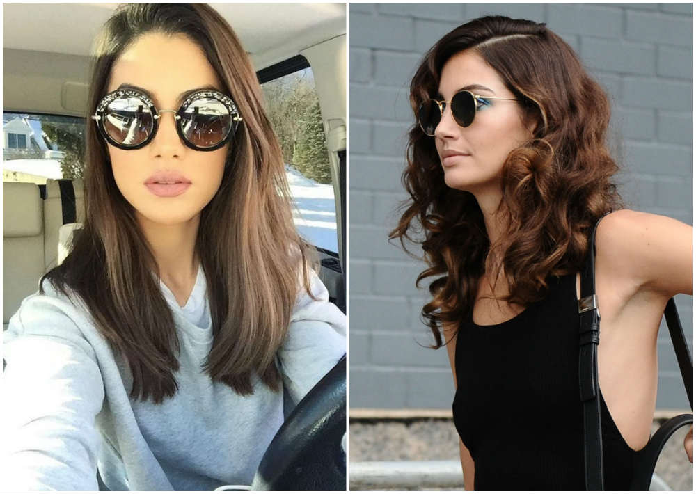 Безупречные и красивые прически на средние волосы 2020 для модниц