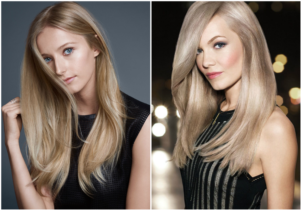 Красивые и длинные светлые волосы 2020 разных оттенков