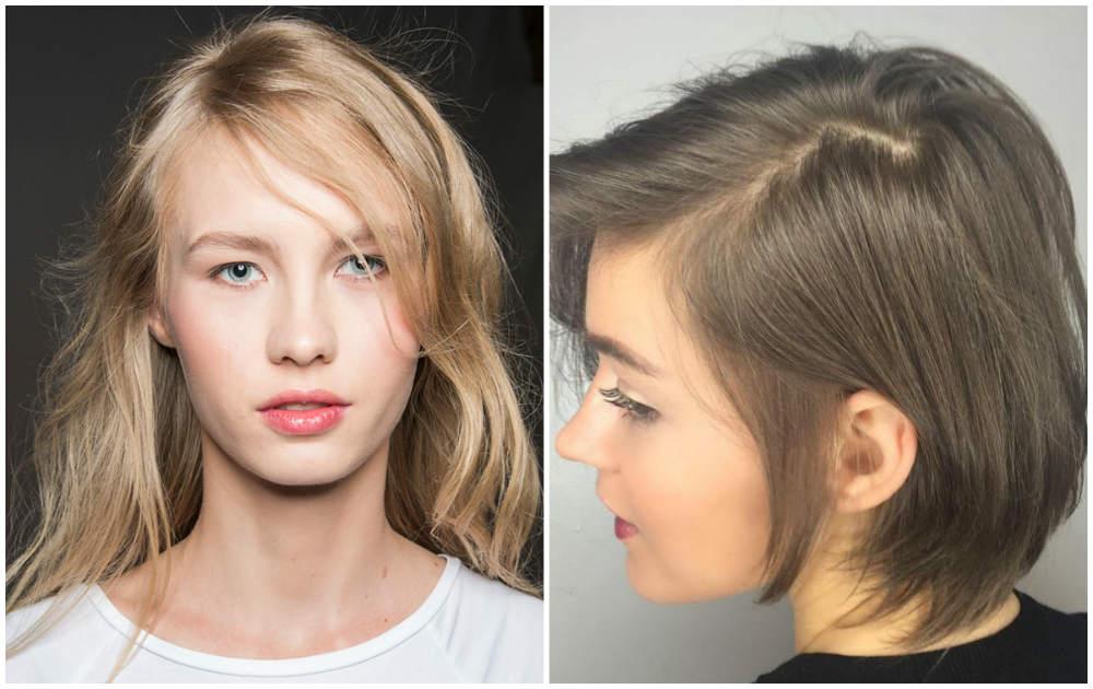 Песподобные стрижки для тонких волос 2018 для девушек
