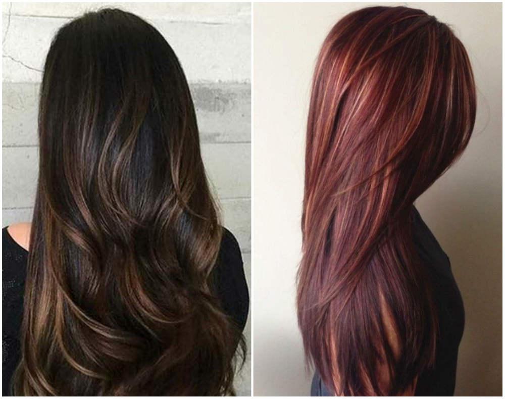 Разнообразные и стильные стрижки на длинные волосы 2018