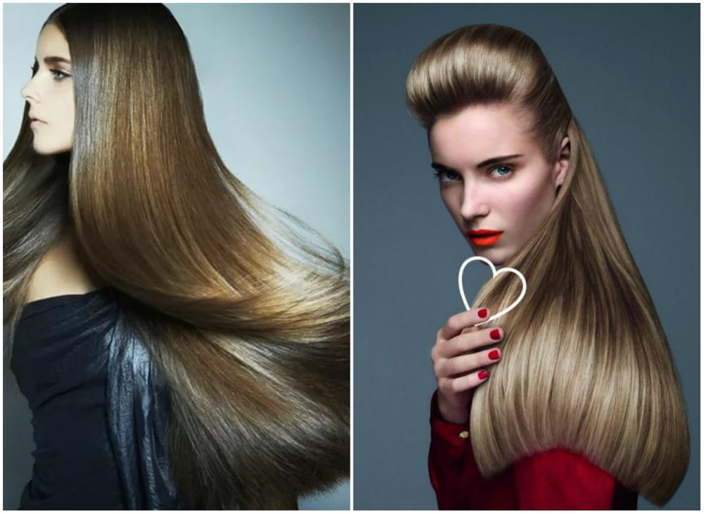 Песподобные модные стрижки на длинные волосы для настоящих модниц
