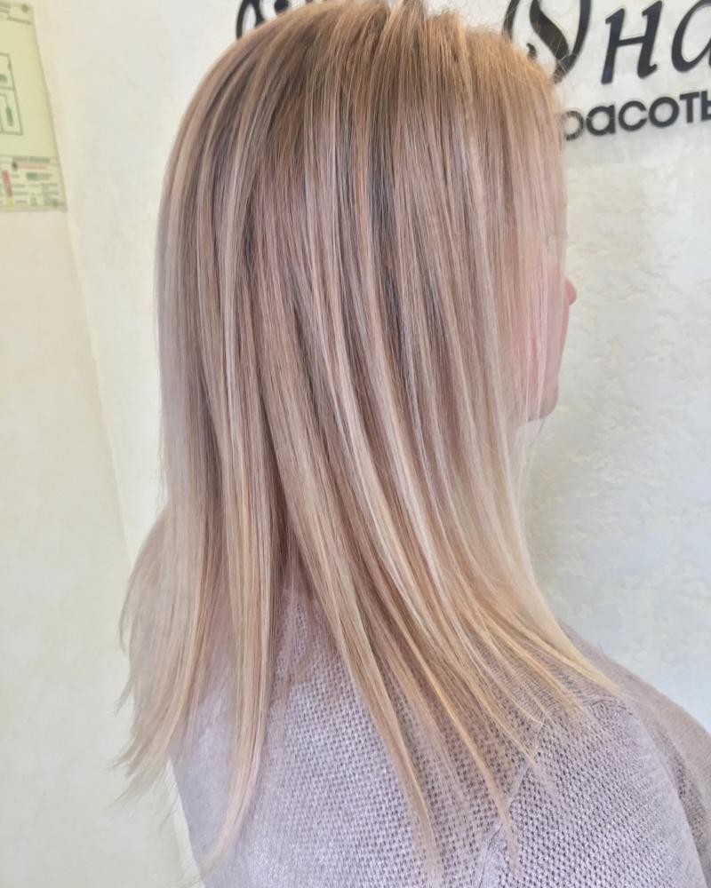Окрашивание-волос-2020-года:-модное-окрашивание-волос