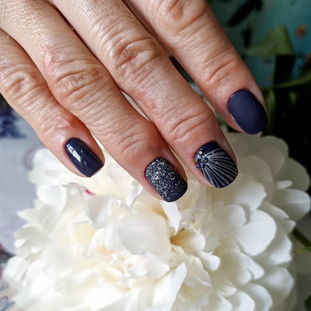 Квадратные-ногти-2020:-форма-и-дизайн-квадратных-ногтей