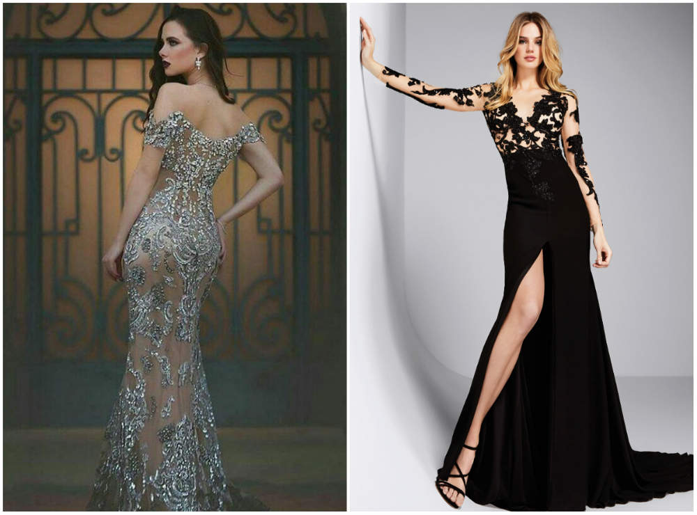 ed2e3f86df86f12 Самые красивые вечерние платья 2017-2018 года — Фото Мода ...