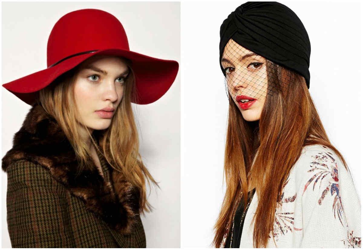 Головные уборы 2020, трендовые женские головные уборы для модниц