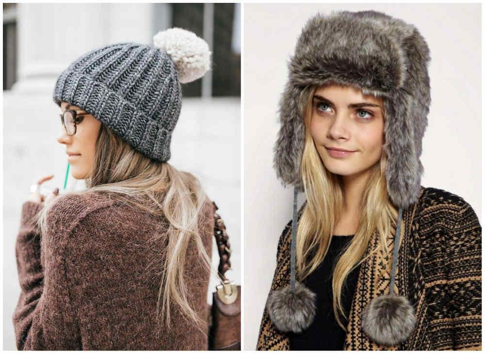 Самые удобные и красивыые женские головные уборы для девушек