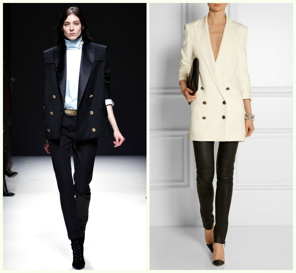 Лучшие креативные женские деловые костюмы для модниц