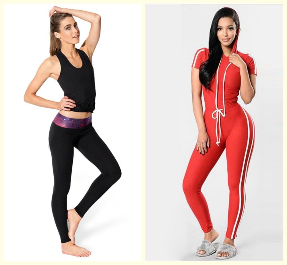 Стильные и удобные модные спортивные костюмы 2018 года