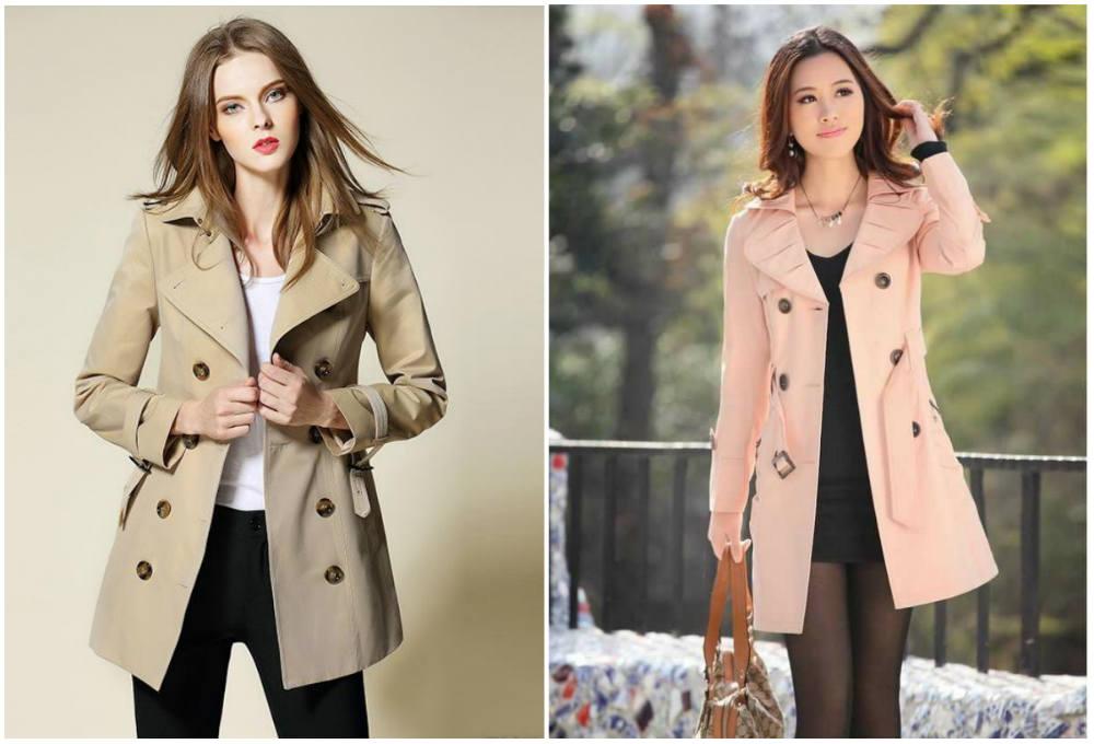 Модные куртки 2018 года, вневременные, женственные и классические тренчы