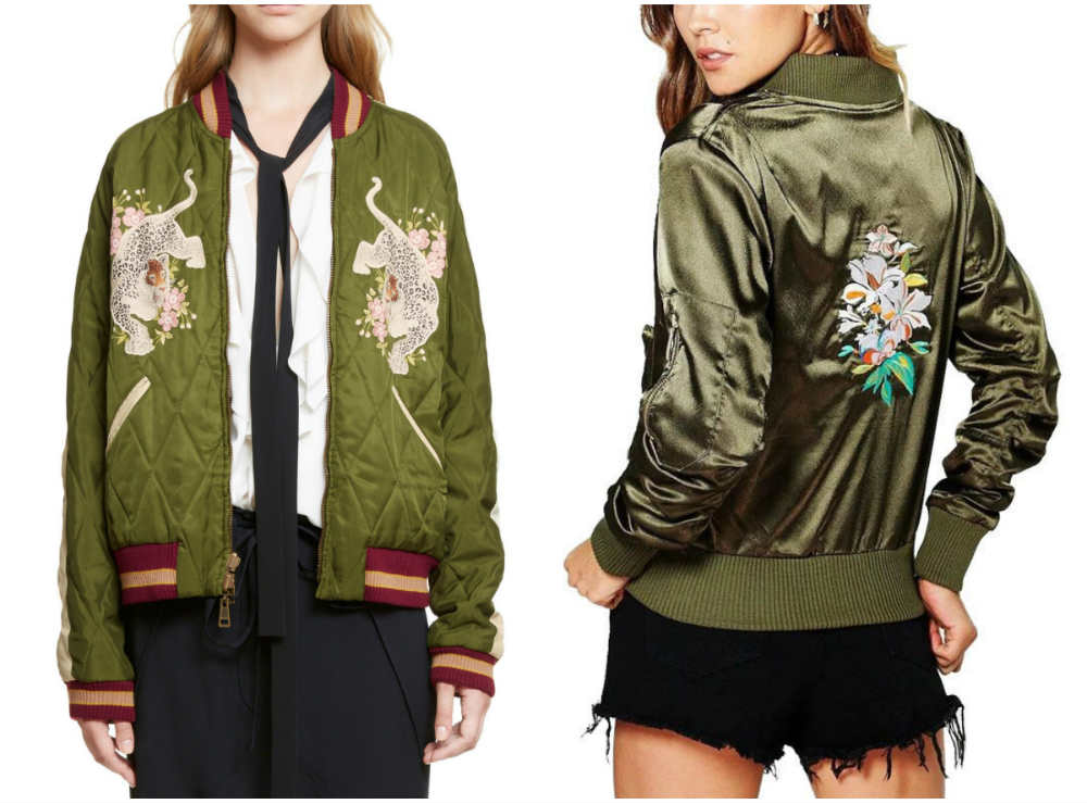 Модные и стильные женские куртки, ультрадтрендовая куртка бомпер