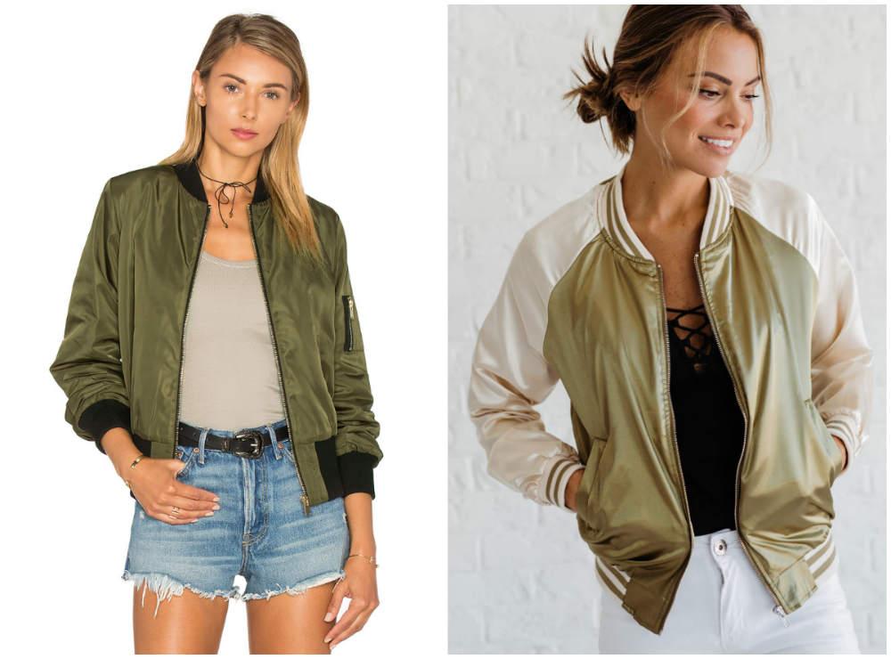 Легкие и молодежные стильные женские куртки, свежие идеи и дизайны