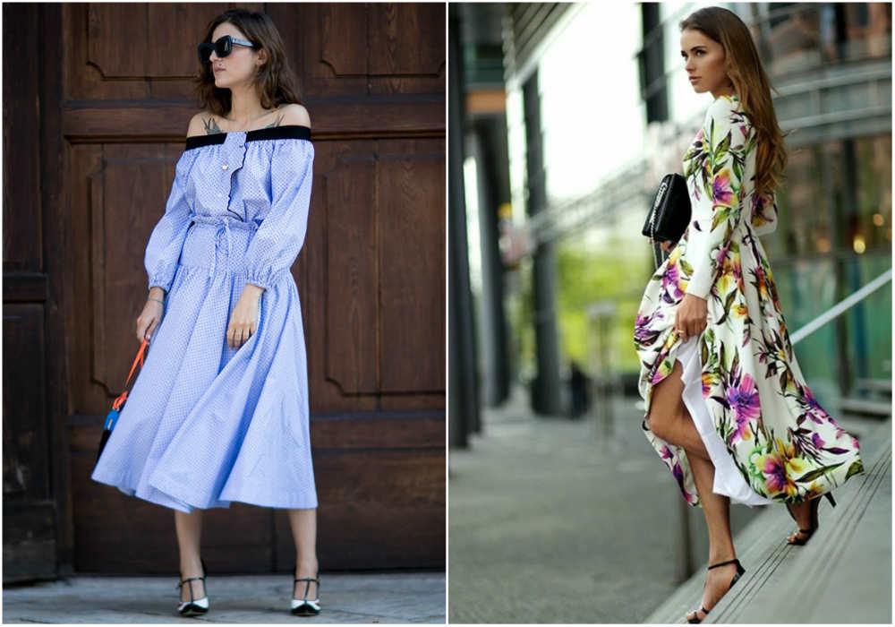 Женственные, стильные и очень модные платья 2020 года для девушек