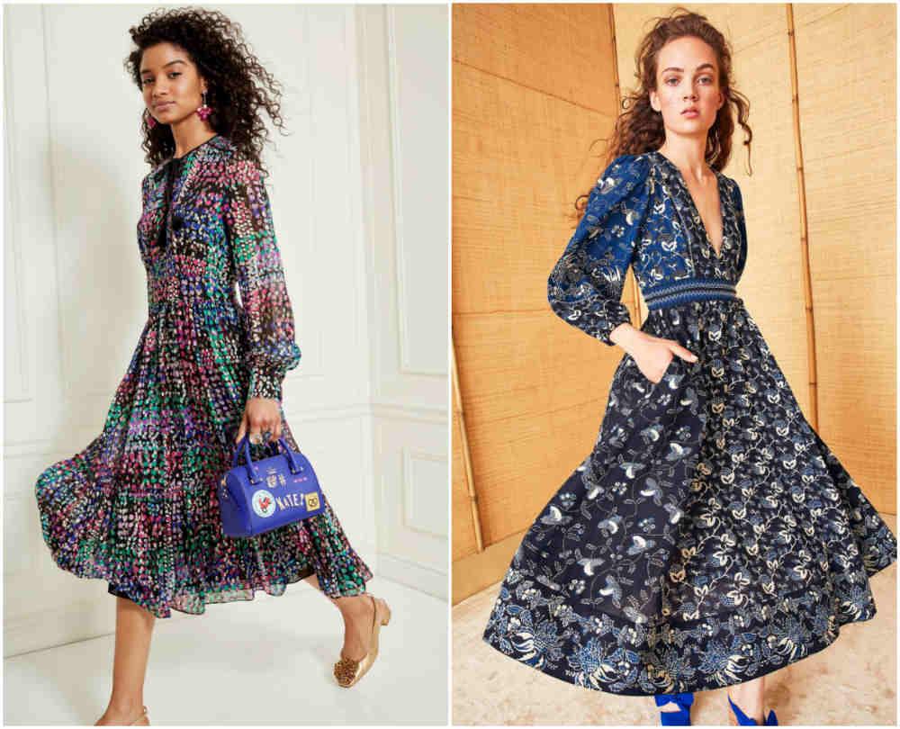 Красивые, повседневные и утонченные модные платья 2020 года