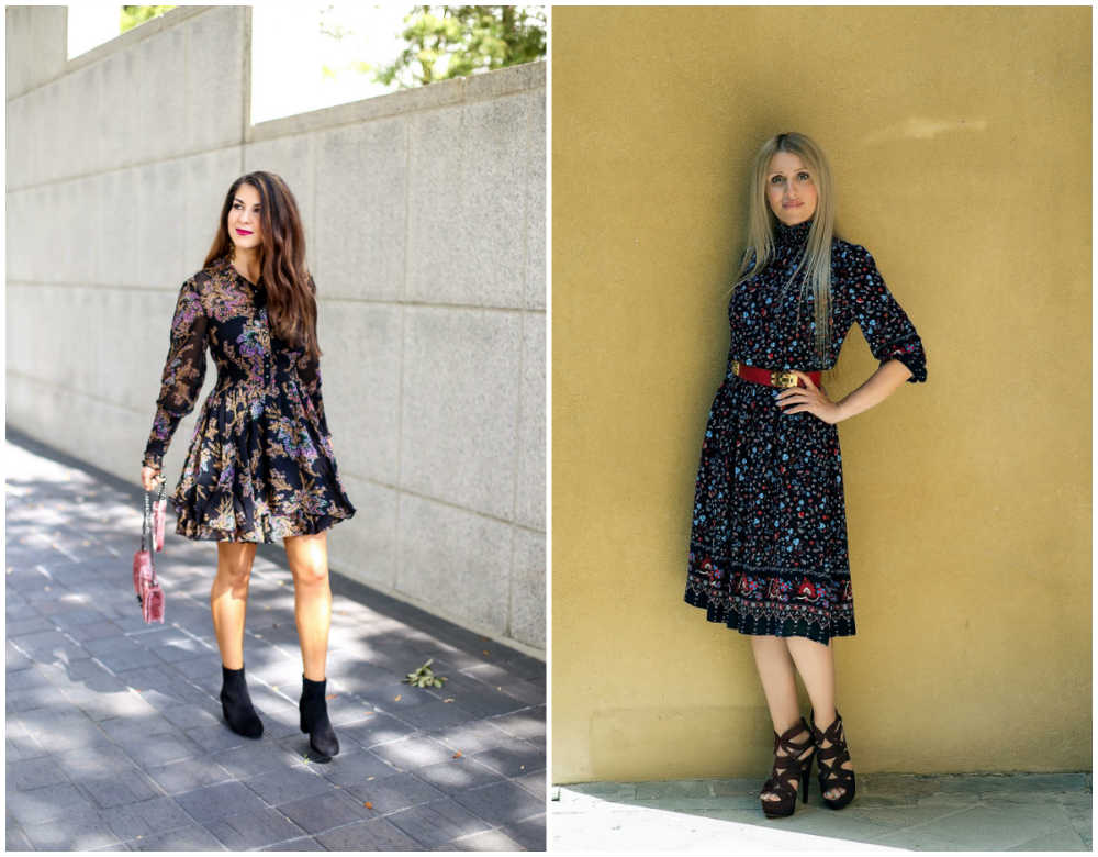 Женсетвенные и стильные модные женские платья 2018 года