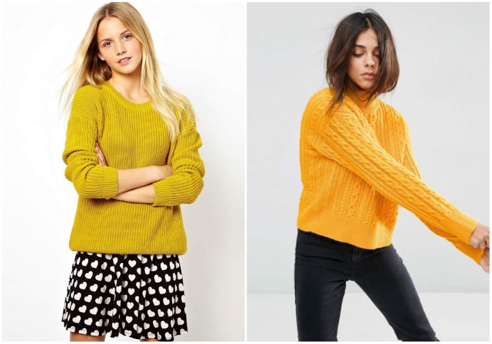 Самые лучшие и стильные, модные свитера 2020 года для девушек