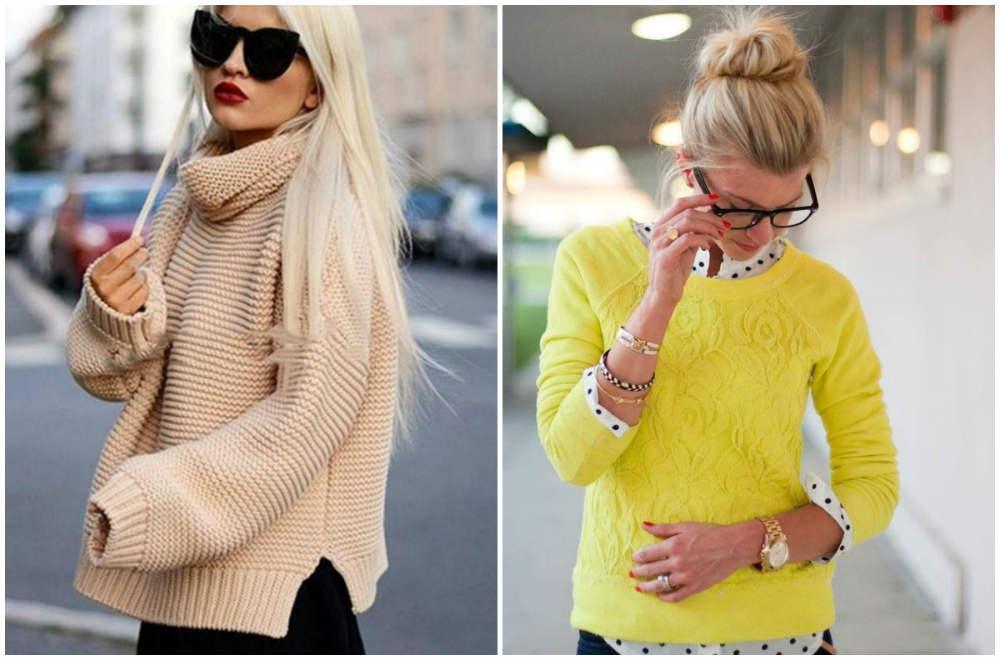 Модные свитера 2020 года для прохладного осеннего и зимнего периодов