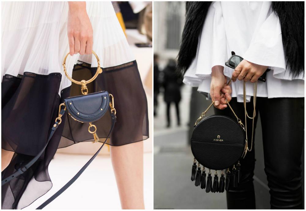 b45d67401230 Маленькие и крошечные модные сумки 2018 года, новый и стильный тренд