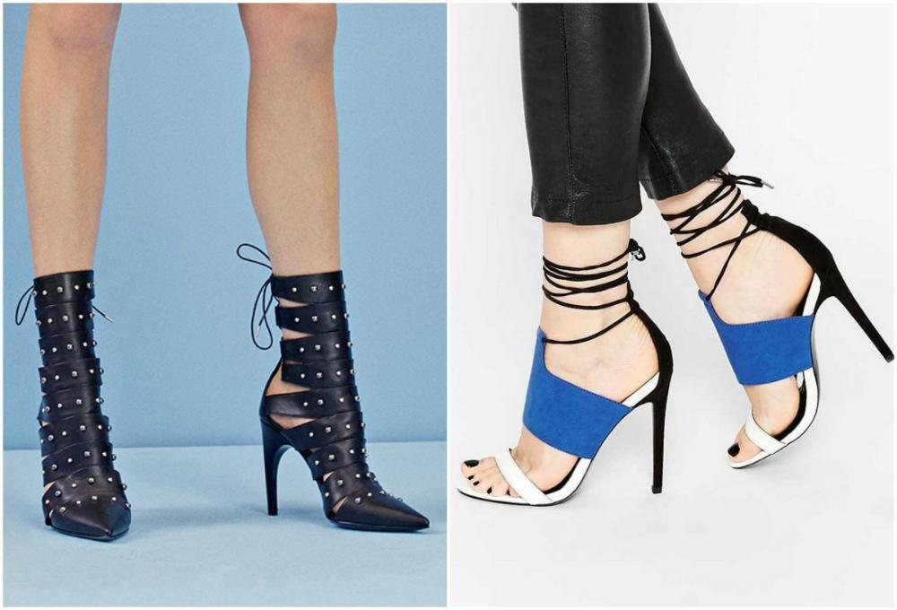 Модная обувь 2018; яркие тренды, стили и тенденции