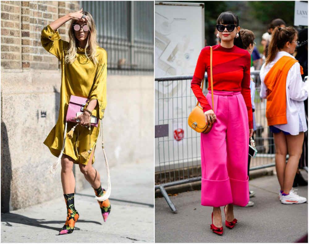 Самые трендовые и модные цвета 2018 года, лучшие тенденции года