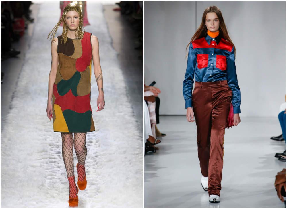 Модные цвета 2018 года, лучшие и трендовые сочетания цветов