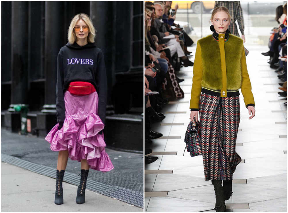 Модные цвета 2018 года, миксы и необыкновенные сочетания цветов