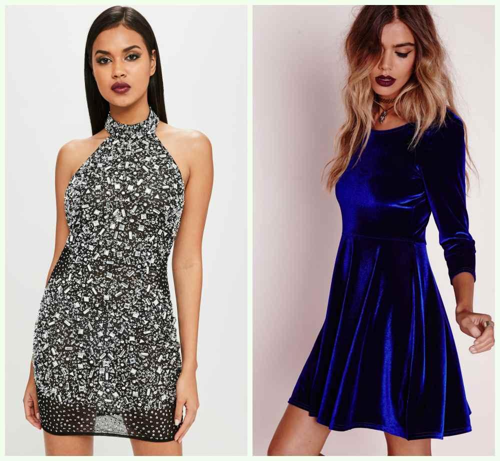 Новогодние платья 2018года; модные новогодние платья для модниц