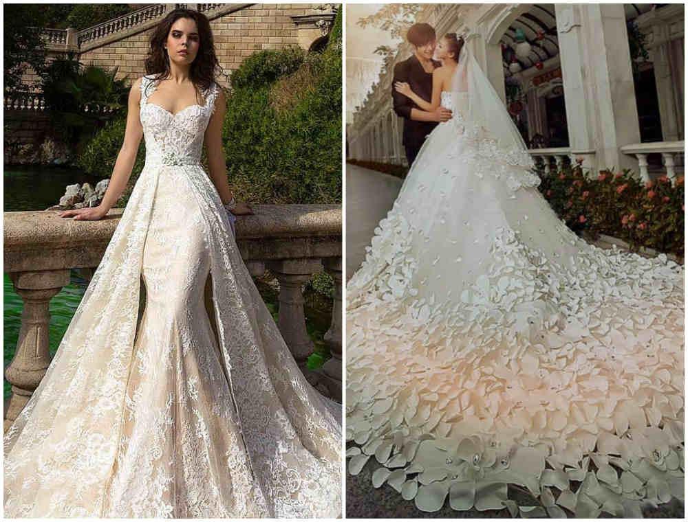 Свадебные платья 2018 года, лучшие идеи и модные тенденции