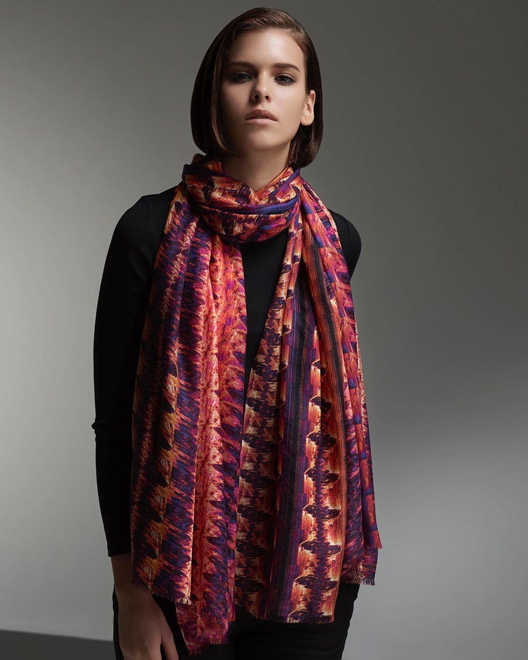 Модные-шарфы-2020;-кретаивные-и-стильные-идеи