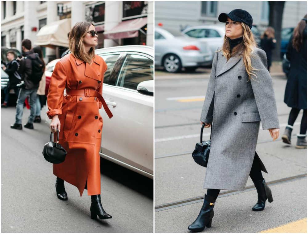 Бесподобные и креативные модные пальто 2018 для модных особ
