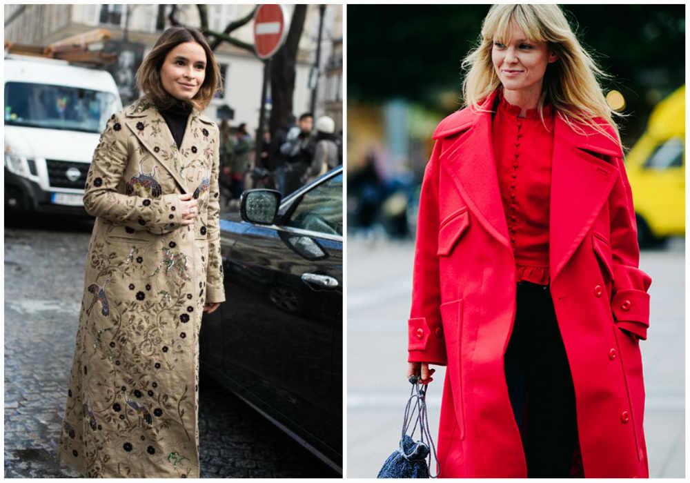 Красивые, неповторимые и сногсшибательные модные пальто 2018