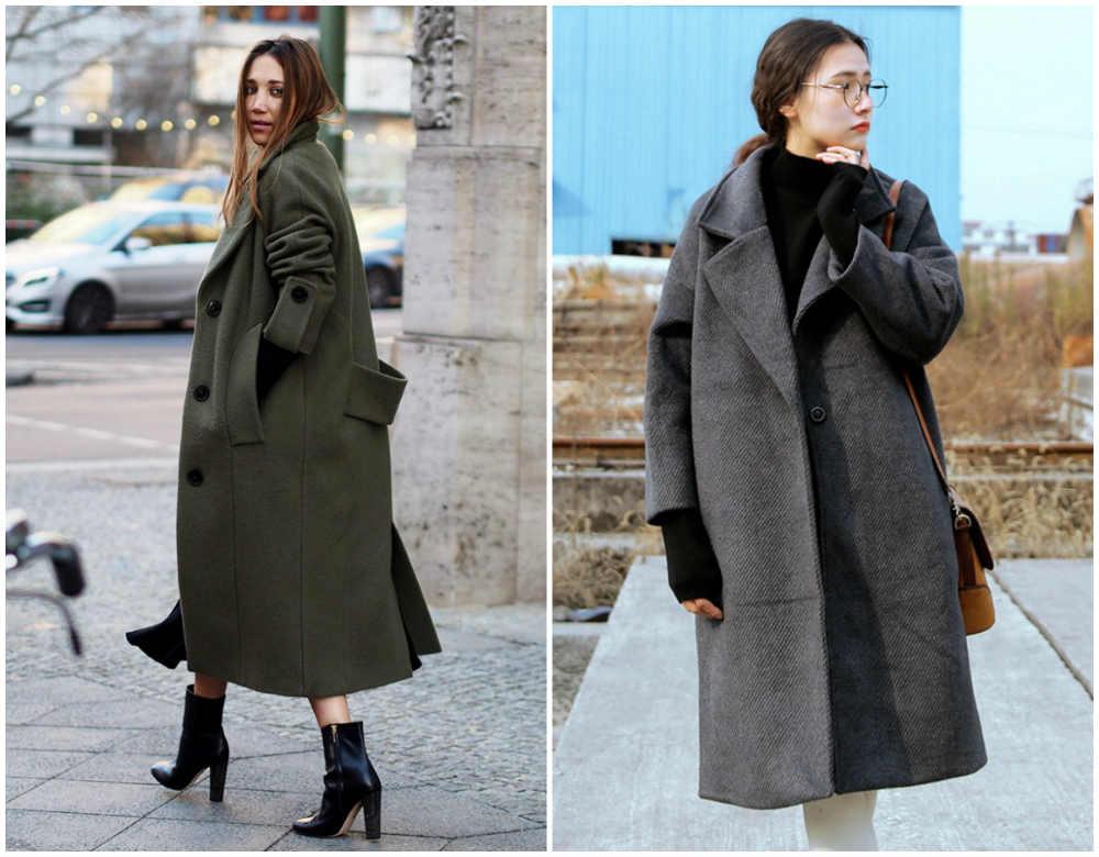 Разнообразные и красивые модные пальто 2018 года послдених трендов