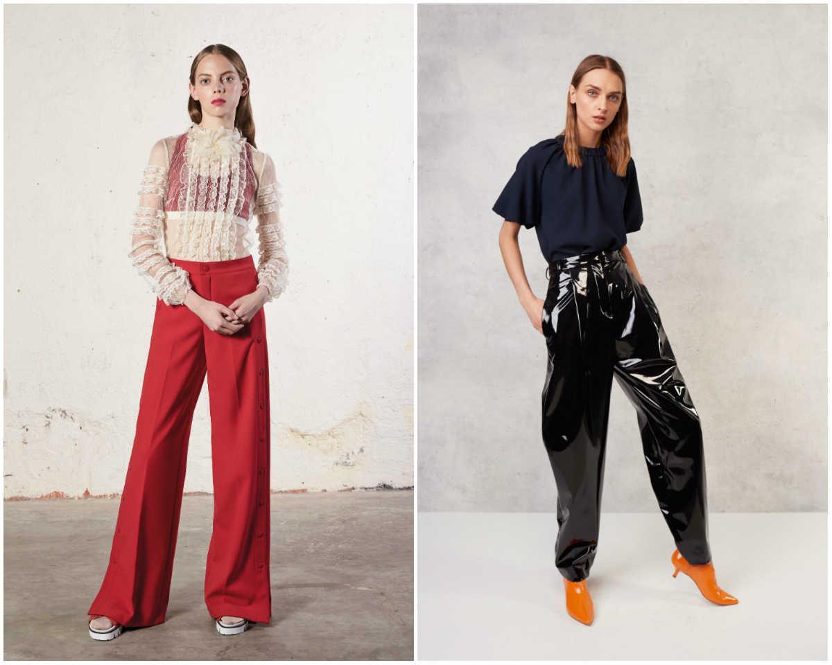 Фешенебельные, классические и модные тенденции брюк 2018 года