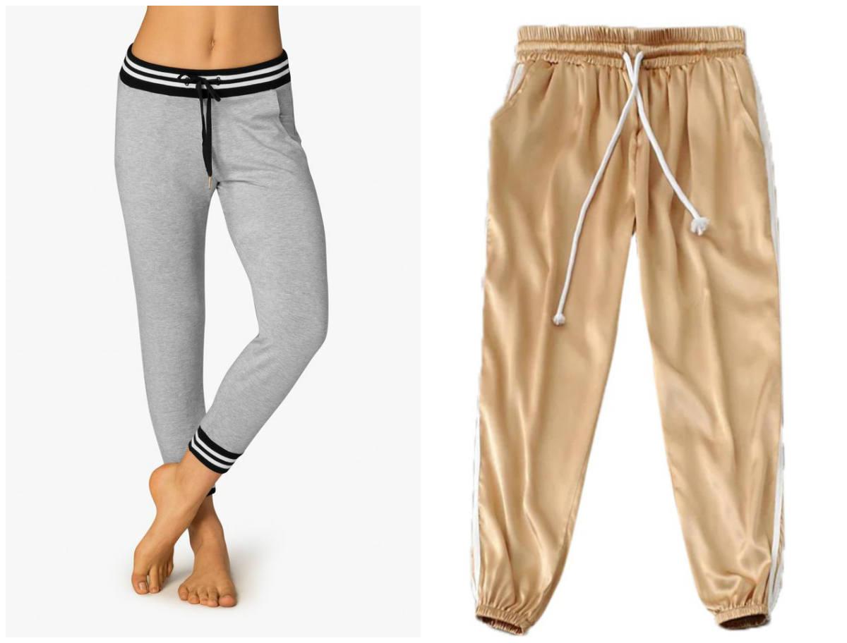 модные тенденции брюк 2018 года, удобные и стилььные брюки