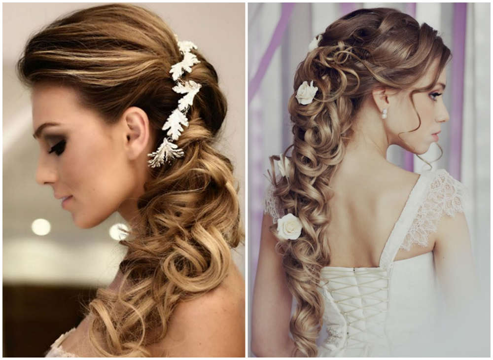 Модный тренд волос 2020 года, свадебные шикраные и красивые прически