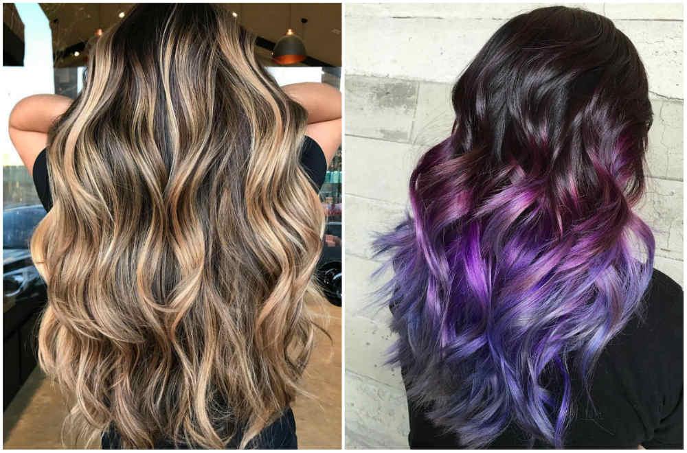 Красивые и завораживающие модные тенденции волос 2018 года