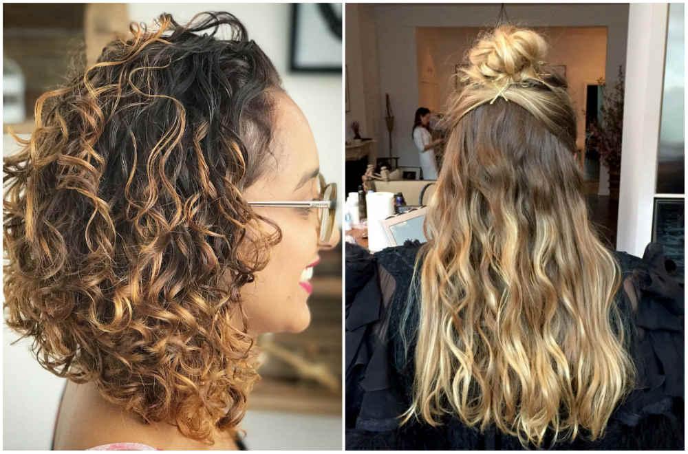 Модные тенденции волос 2018 года, тренд кудрявых и волнистых волос