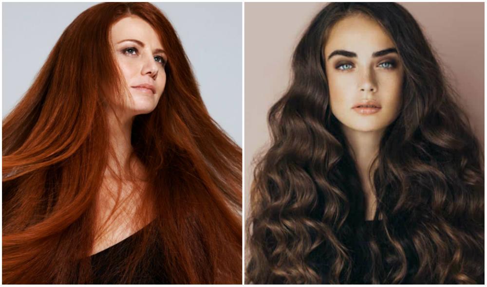 Модные тенденции волос 2018 года, тенденции прямых и кудрявых волос