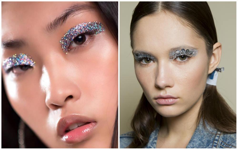 Красивый макияж глаз, самые свежие и последние тенденции и тренды