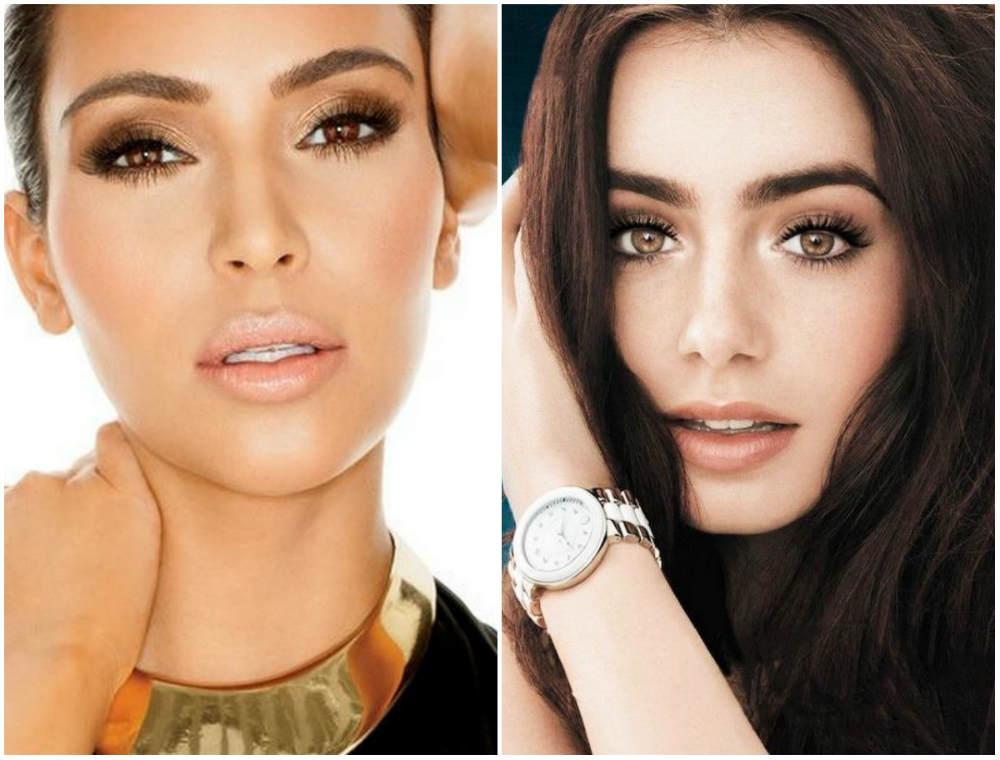 Бесподобный, трендовый и стильный макияж для карих глаз 2018 года
