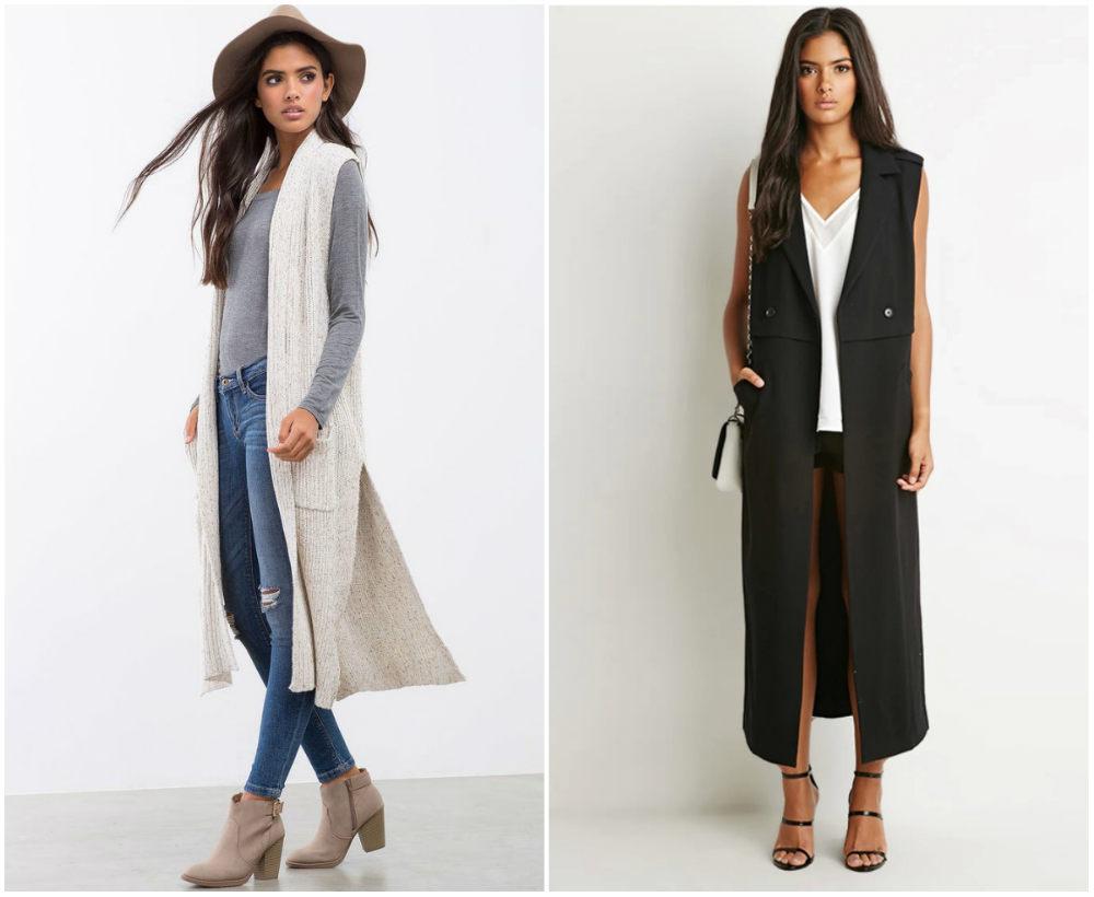 Самые трендовые и касивые модные жилеты 2018 года для женщин