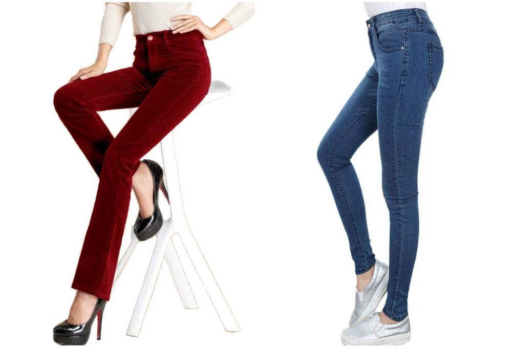 Модные тренды 2018 года, удобные и стильные штаны для модниц