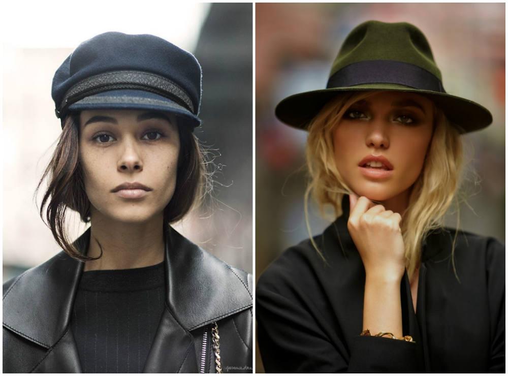 Женская мода 2018 года, самые стильные головные уборы
