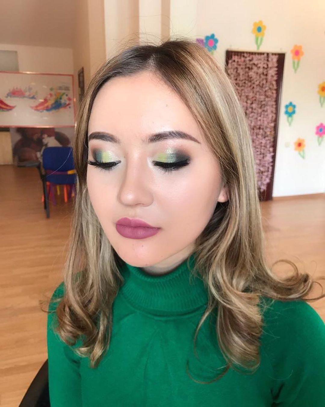 Макияж-глаз-2020;-трендовый-и-красивый-макияж-глаз