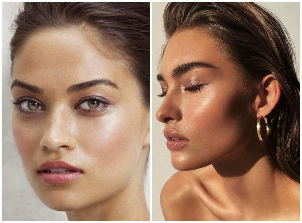 Макияж без макияжа 2018 года, лучшие и последние тренды и тенденции