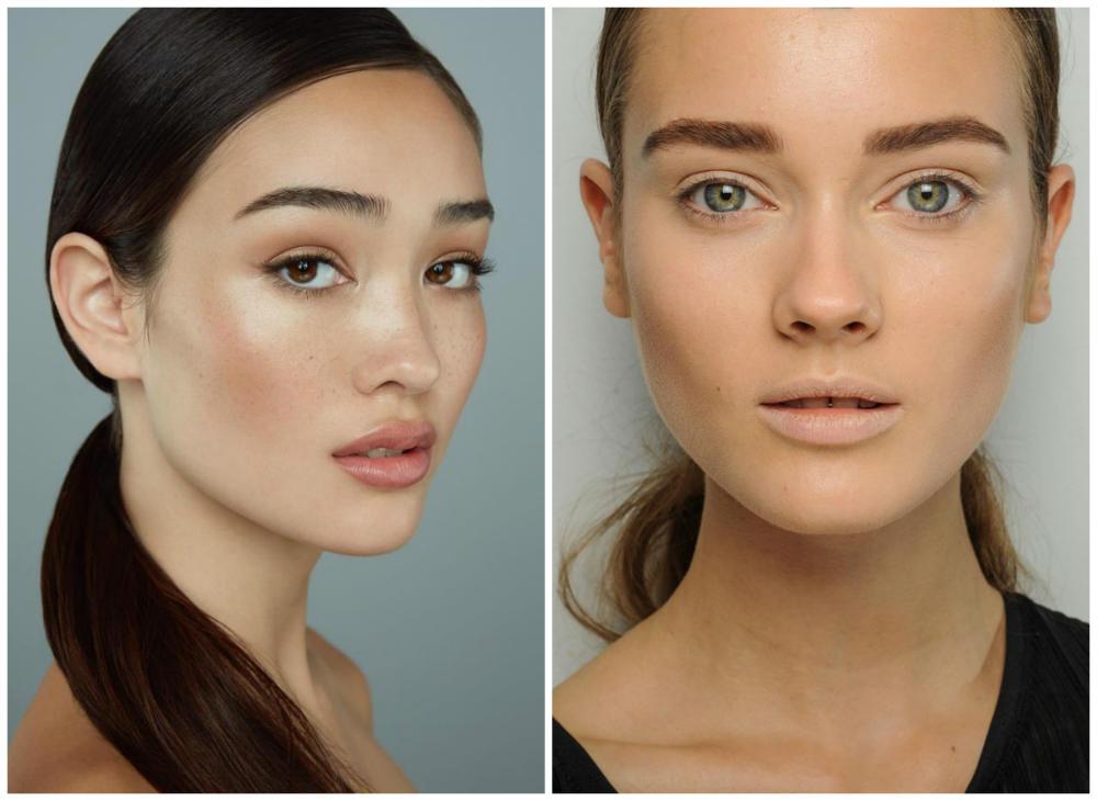 Самый модный, трендовый и бесподобный макияж без макияжа 2018